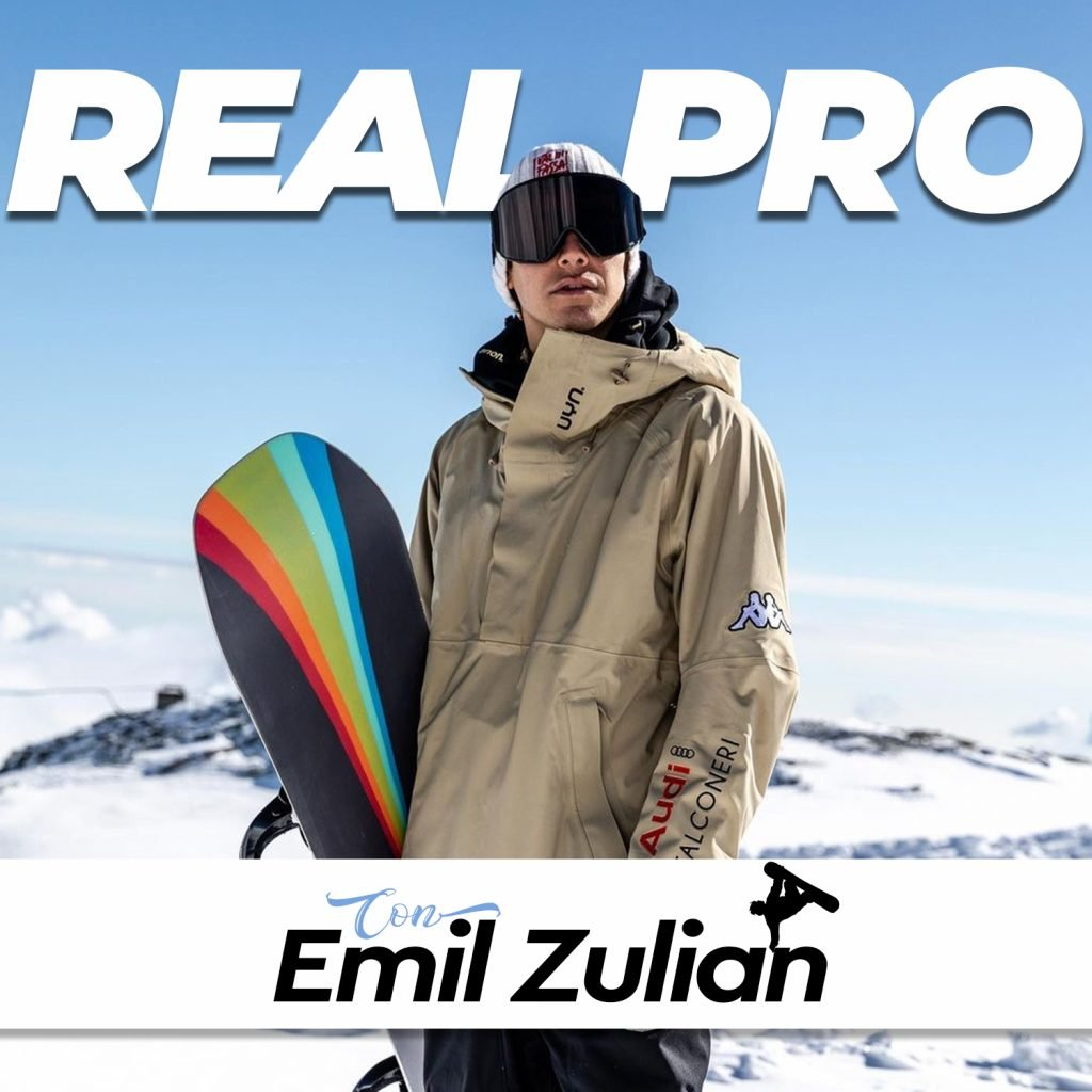 copertina puntata come un pro - real pro 06 con emil zulian